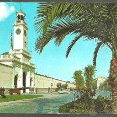 Postales: 27 - CARTAGENA - PUERTA DEL ARSENAL - S. CASANOVAS - CIRCULADA, 1966 - EDITADA, 1964. Lote 47239209