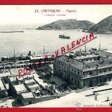 Cartoline: POSTAL CARTAGENA, MURCIA, PUERTO, P97493. Lote 47287764