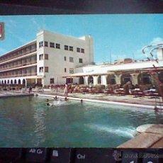 Postales: HOTEL ARCOS SANTIAGO RIBERA Nº 3 ESCRITA ED CASANOVAS *B41 . Lote 47596039