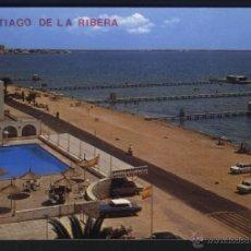 Postales: M-296- MURCIA. SANTIAGO DE LA RIBERA. MAR MENOR. PISCINA HOTEL LOS ARCOS.. Lote 139562529