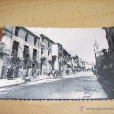 Postales: LORCA ( MURCIA ) CALLE SAN FRANCISCO. Lote 48992921