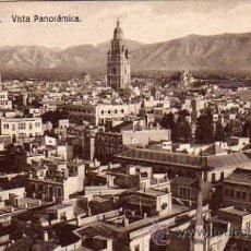 Postales: MURCIA Nº 6 VISTA PANORÁMICA ESCRITA CIRCULADA SELLO. Lote 49558444