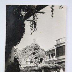 Postales: ANTIGUA POSTAL / FOTOGRAFÍA DE ALHAMA DE MURCIA. AÑO 1956 - CIRCULADA. Lote 49670845