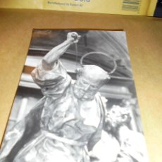 Postales: MURCIA - MUSEO SALZILLO EL BESO DE JUDAS ( DETALLE ) D.L.MU - 190 POSTAL FOTG . - 15X10 CM.. Lote 236106510
