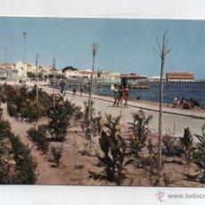 Postales: LOS ALCÁZARES .- PLAYA DEL ESPEJO. FRANQUEADO Y FECHADO EN 1967.. Lote 50476704