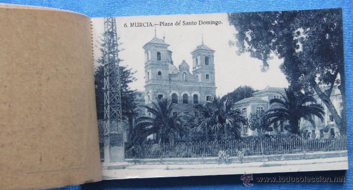 Postales: BLOCK CON 15 TARJETAS POSTALES DE MURCIA. EDICION MELERO. - Foto 3 - 51132852