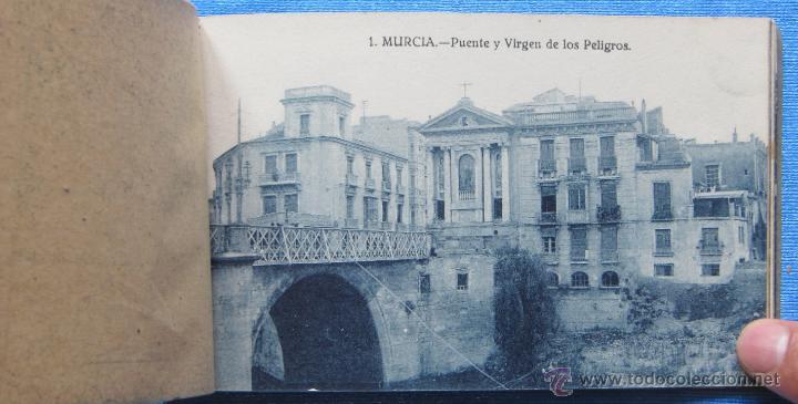 Postales: BLOCK CON 15 TARJETAS POSTALES DE MURCIA. EDICION MELERO. - Foto 5 - 51132852