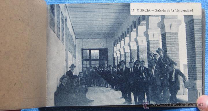 Postales: BLOCK CON 15 TARJETAS POSTALES DE MURCIA. EDICION MELERO. - Foto 7 - 51132852
