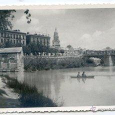 Cartes Postales: MURCIA. RÍO SEGURA. PAISAJE, MOLINO DE ROQUE. SIN REFERENCIA DE EDITOR.. Lote 51176257