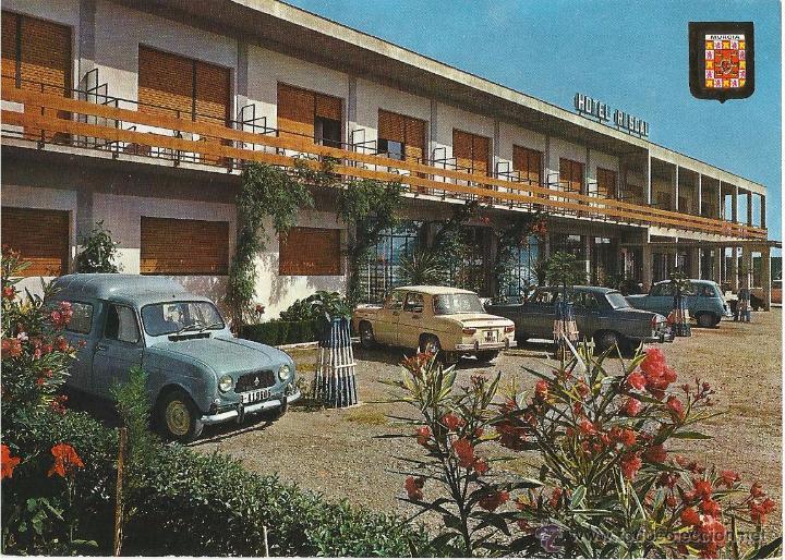 Puerto lumbreras murcia hotel riscal 1967 comprar postales de murcia en todocoleccion - Hotel en puerto lumbreras ...