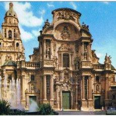 Cartoline: MURCIA - FACHADA CATEDRAL. Lote 51454213