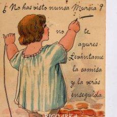 Postales: MURCIA.- DESPLEGABLE. Lote 195445768