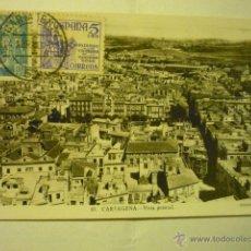 Postales: POSTAL CARTAGENA VISTA GENERAL.-FOTO CASAU-CIRCULADA--BB. Lote 51573130