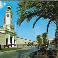 Postales: MURCIA - CARTAGENA - PUERTA DEL ARSENAL - CIRCULADA. Lote 52134903