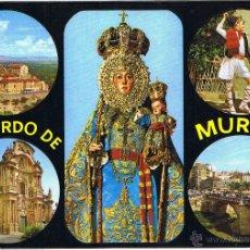Postales: MURCIA - DIVERSOS ASPECTOS. Lote 52134920