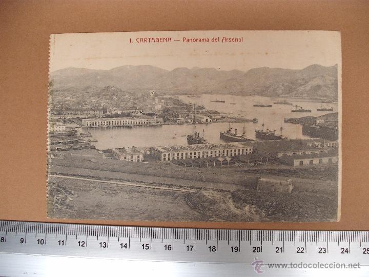 CARTAGENA -SOBRE 1900 -1920 -LA INDUSTRIAL FOTOGRAFICA- VALENCIA - 20 POSTALES (Postales - España - Murcia Antigua (hasta 1.939))