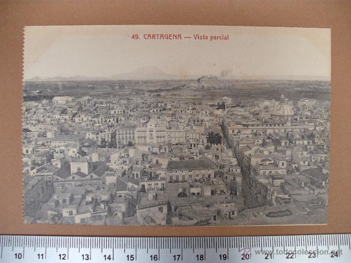 Postales: CARTAGENA -SOBRE 1900 -1920 -LA INDUSTRIAL FOTOGRAFICA- VALENCIA - 20 POSTALES - Foto 7 - 52391491