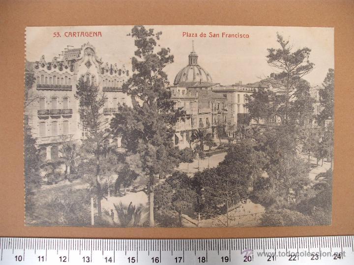 Postales: CARTAGENA -SOBRE 1900 -1920 -LA INDUSTRIAL FOTOGRAFICA- VALENCIA - 20 POSTALES - Foto 8 - 52391491