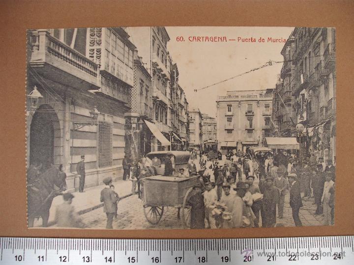 Postales: CARTAGENA -SOBRE 1900 -1920 -LA INDUSTRIAL FOTOGRAFICA- VALENCIA - 20 POSTALES - Foto 11 - 52391491