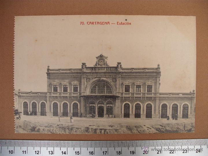 Postales: CARTAGENA -SOBRE 1900 -1920 -LA INDUSTRIAL FOTOGRAFICA- VALENCIA - 20 POSTALES - Foto 12 - 52391491