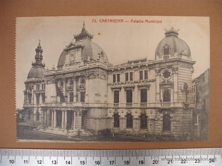 Postales: CARTAGENA -SOBRE 1900 -1920 -LA INDUSTRIAL FOTOGRAFICA- VALENCIA - 20 POSTALES - Foto 13 - 52391491
