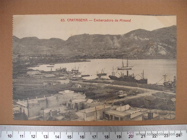 Postales: CARTAGENA -SOBRE 1900 -1920 -LA INDUSTRIAL FOTOGRAFICA- VALENCIA - 20 POSTALES - Foto 16 - 52391491