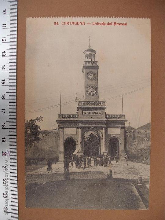 Postales: CARTAGENA -SOBRE 1900 -1920 -LA INDUSTRIAL FOTOGRAFICA- VALENCIA - 20 POSTALES - Foto 17 - 52391491