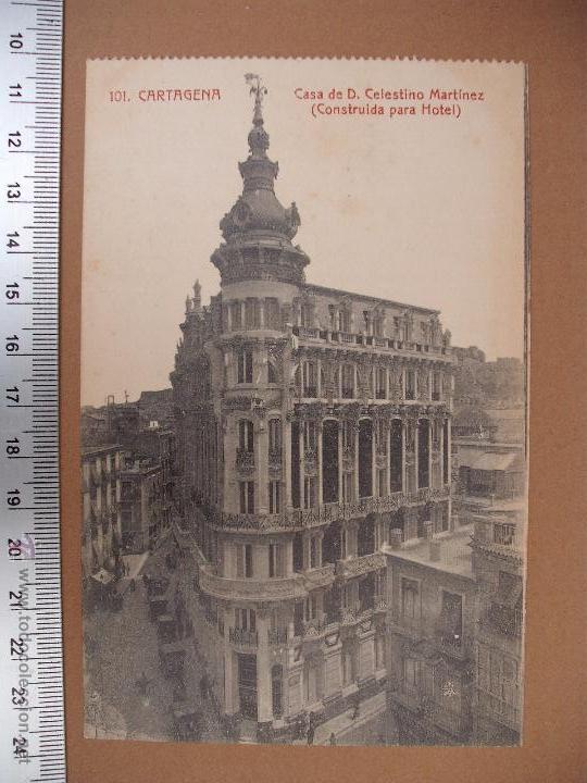 Postales: CARTAGENA -SOBRE 1900 -1920 -LA INDUSTRIAL FOTOGRAFICA- VALENCIA - 20 POSTALES - Foto 18 - 52391491