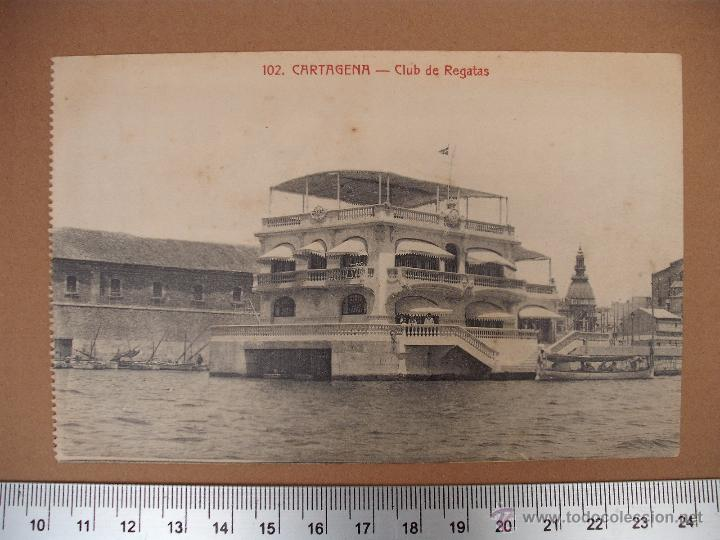 Postales: CARTAGENA -SOBRE 1900 -1920 -LA INDUSTRIAL FOTOGRAFICA- VALENCIA - 20 POSTALES - Foto 19 - 52391491
