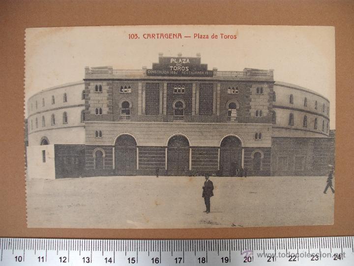 Postales: CARTAGENA -SOBRE 1900 -1920 -LA INDUSTRIAL FOTOGRAFICA- VALENCIA - 20 POSTALES - Foto 20 - 52391491