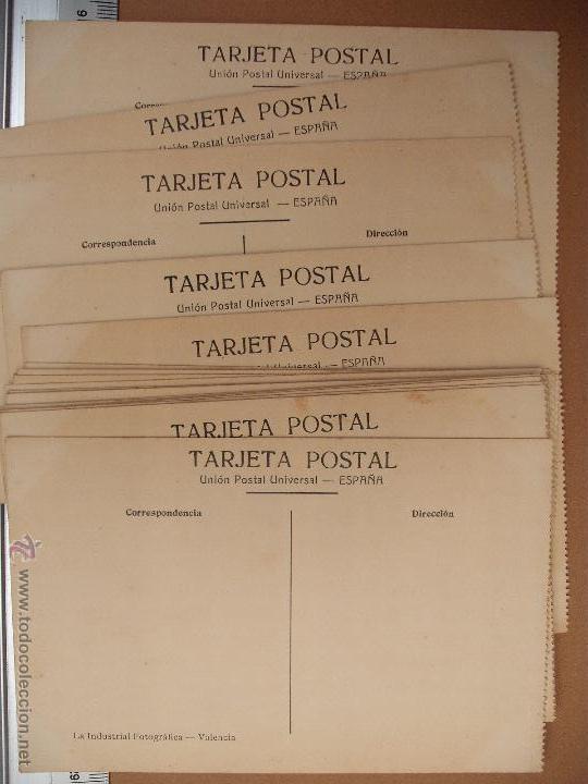 Postales: CARTAGENA -SOBRE 1900 -1920 -LA INDUSTRIAL FOTOGRAFICA- VALENCIA - 20 POSTALES - Foto 21 - 52391491