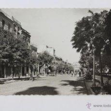 Postales: P- 3059. POSTAL MURCIA, AVENIDA DE COLON. G.GARRABELLA Nº 35.. Lote 52478935