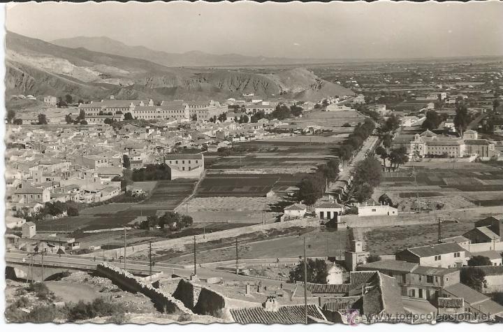 LORCA - VISTA DE SAN DIEGO - Nº 34 ED. ARRIBAS (Postales - España - Murcia Moderna (desde 1.940))