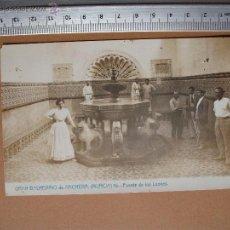 Postales: FOTO POSTAL DE ARCHENA - GRAN BALNEARIO-1912 - FOTOGRAFO ANDRES FABERT. Lote 53187311