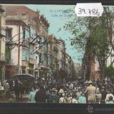 Postales: CARTAGENA - 33 - CALLE DEL DUQUE - INDUSTRIAL FOTOGRAFICA - (39786). Lote 53621417