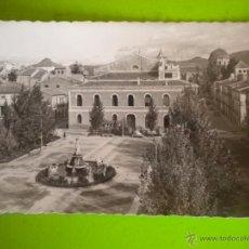 Postales: POSTAL DE LORCA, PLAZA COLON 33.. Lote 53777963