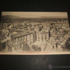 Postales: MURCIA VISTA GENERAL DESDE EL CAMPANARIO ED. P Z Nº 10585. Lote 53964793