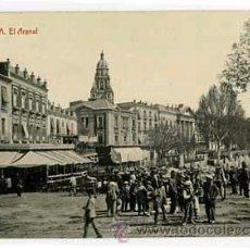 Postales: MURCIA EL ARENAL FOTOTIPIA THOMAS. SIN CIRCULAR. Lote 53982555