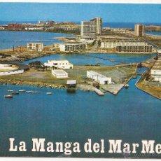 Cartoline: LA MANGA DEL MAR MENOR. Lote 54150164
