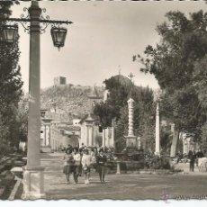 Postales: LORCA - ALAMEDA DE LA VICTORIA - Nº 39 EDICIONES ARRIBAS. Lote 54555122