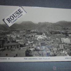 Postales: CARTAGENA - 23 VISTA PANORÁMICA , LADO PONIENTE , EDC. ARRIBAS - 14X9 CM. . Lote 54882315