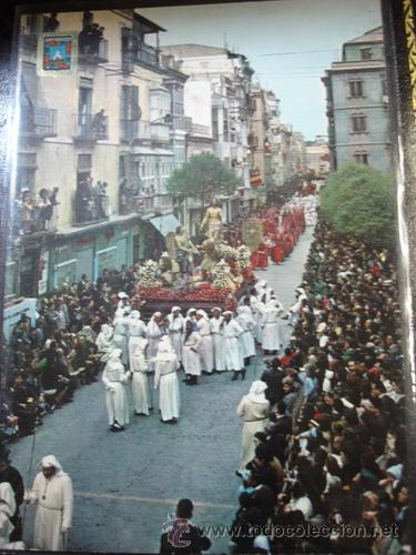 CARTAGENA - SEMANA SANTA (Postales - España - Murcia Moderna (desde 1.940))