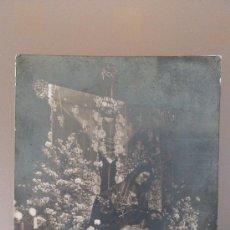 Postales: CARTAGENA MURCIA VIRGEN DE LA CARIDAD POSTAL FOTOGRAFICA. Lote 56841976