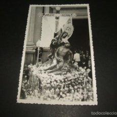 Postales: CARTAGENA MURCIA CORONACION CANONICA VIRGEN DE LA CARIDAD POSTAL FOTOGRAFICA CASAU FOTOGRAFO. Lote 56902296