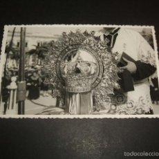 Postales: CARTAGENA MURCIA CORONACION CANONICA VIRGEN DE LA CARIDAD POSTAL FOTOGRAFICA CASAU FOTOGRAFO. Lote 57160882