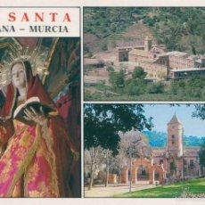 Postales: POSTAL DE LA SANTA, TOTANA, MURCIA . Lote 57262551