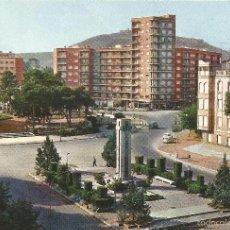 Postales: ** P413 - POSTAL - CARTAGENA - CRUZ DE LOS CAIDOS - PLAZA DE ESPAÑA. Lote 57776152