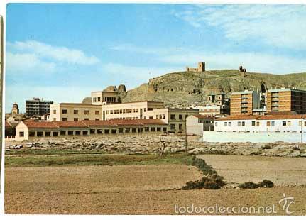 MURCIA JUMILLA VISTA PARCIAL ED. LIBR. LENCIANA. SIN CIRCULAR (Postales - España - Murcia Moderna (desde 1.940))