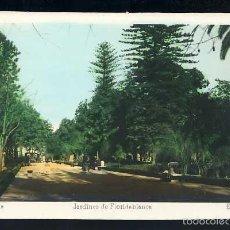 Postales: POSTAL DE MURCIA: JARDINES DE FLORIDABLANCA (ED.ARRIBAS 42). Lote 58340945