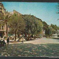 Postales: POSTAL CARTAGENA - PLAZA SAN FRANCISCO - ARRIBAS 1962. Lote 59532951